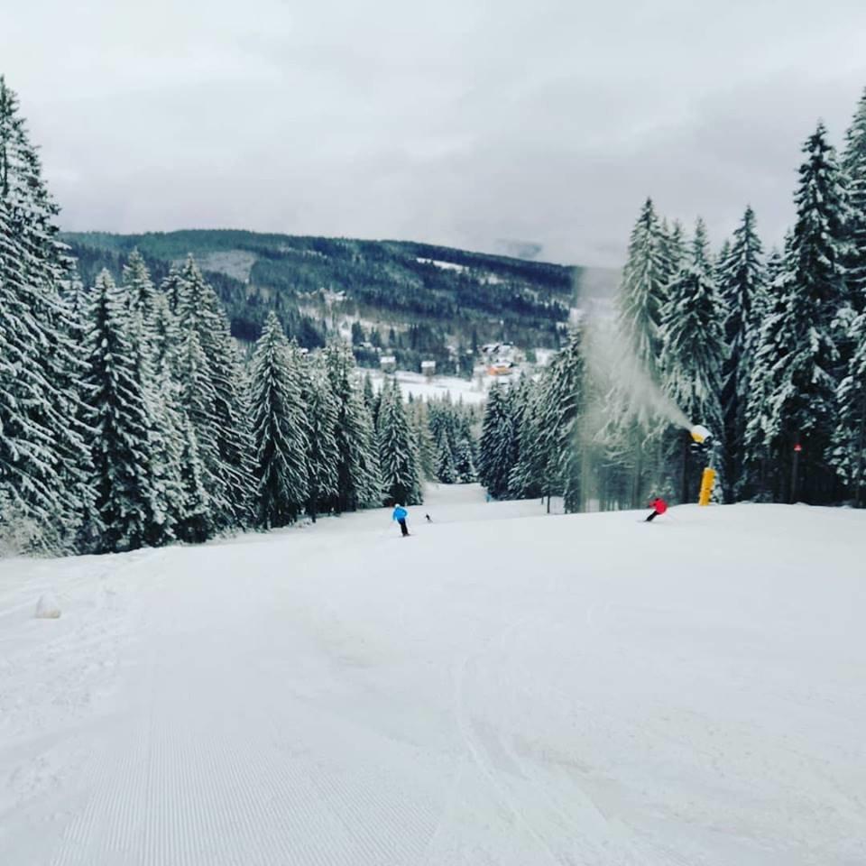 Ski&Bike Špičák, 25.12.2018 - © facebook Ski&Bike Špičák