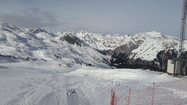 Racines Giovo - prima sciata dell' anno - © Anonimo