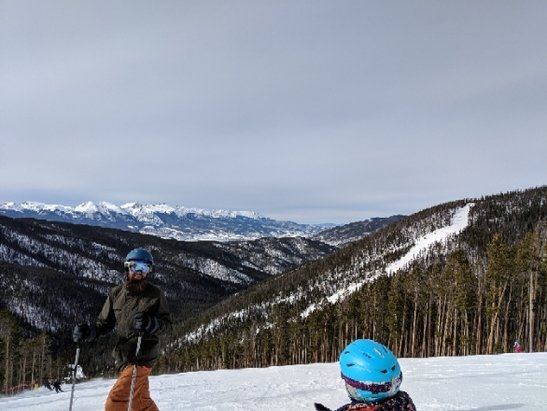 Keystone - The conditions were great!  - © anonymous