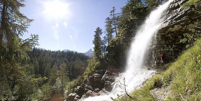 Tiroler Zugspitzarena_Laufwoche