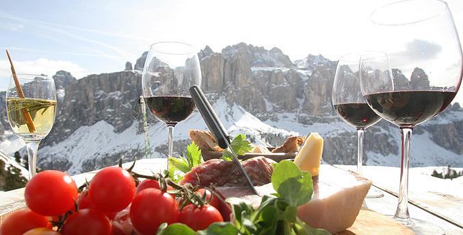 Dolomiti Genuss Essen