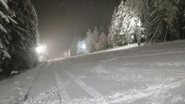 Herlíkovice - Bubákov - sněhu habaděj :-)  - © all.geordino