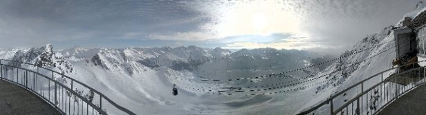 St. Anton am Arlberg - Top of the Valuga I Gondola - © anonymous
