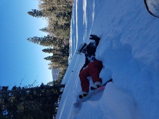 Angel Fire Resort - lots of snow.....still needs more.  - © bwall