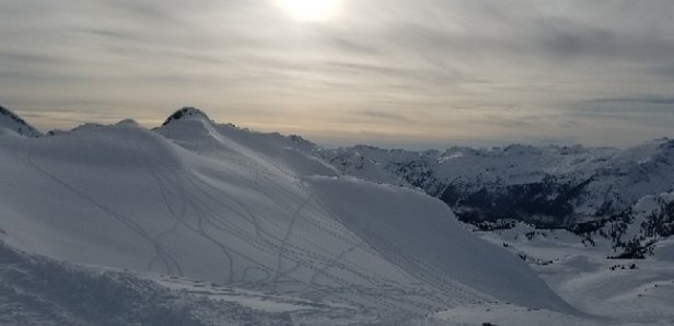 Whistler Blackcomb - whisler back country is awesome - © Jeff and Brian