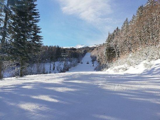 Abetone Ski Snowboard Photos