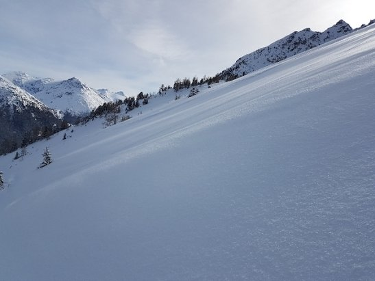 Les Arcs - top conditions  - © anonyme