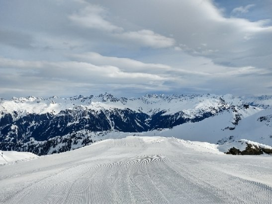 Silvretta Montafon - Lovely day! - © bids