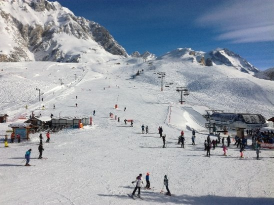 Pralognan la Vanoise - super neige, super temps... un r - © skieur du49