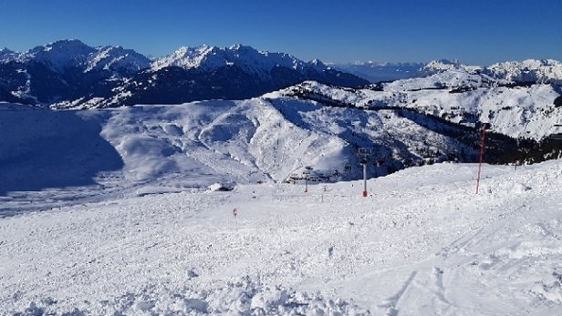 Les Saisies - superbe station, superbe neige... semaine exceptionnelle  - © syl