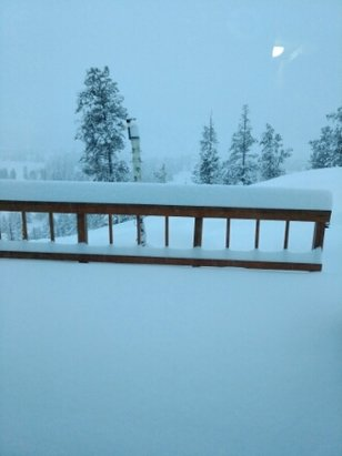 Breckenridge - I live in Breckenridge, most powder all season!!!!  - © Spider-man