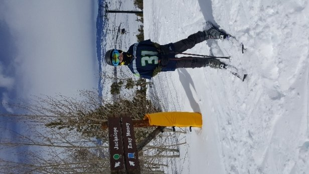 Ski Granby Ranch - last week before the storm was amazing.  kids always enjoy being at Granby - © Dewayne and family
