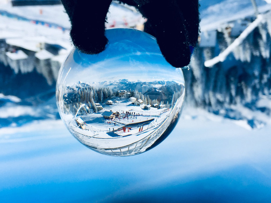 Lyžařské středisko Pizol - © Pizolbahnen AG