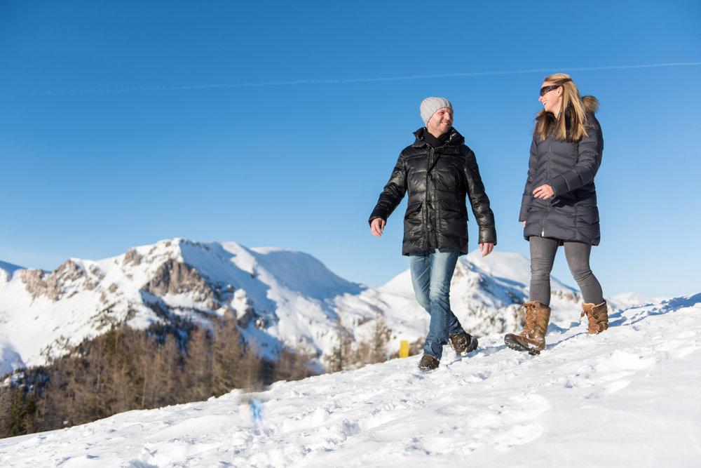 Winterwandern - © Franz Gerdl