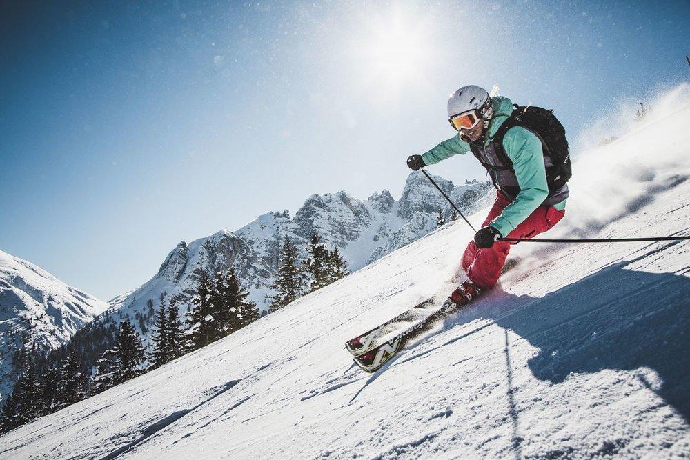 Skifahren in der Axamer Lizum - © Axamer Lizum