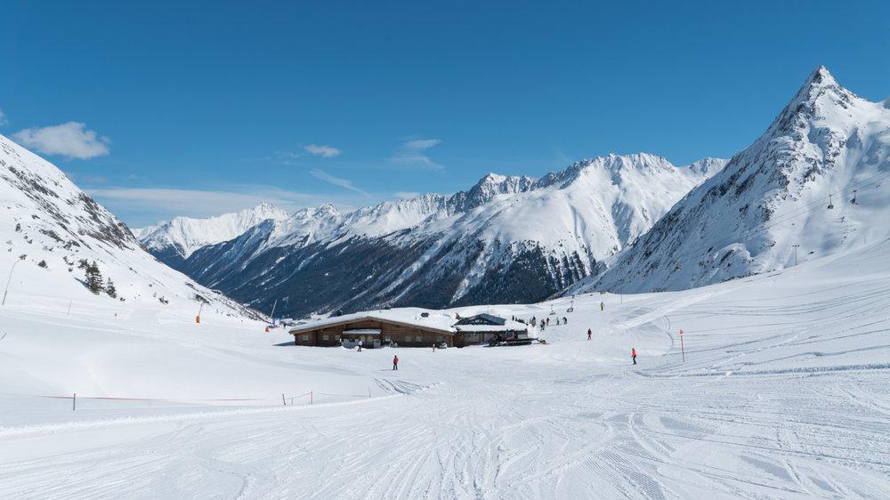 Impressionen aus dem Skigebiet Galtür - © © TVB Paznaun - Ischgl