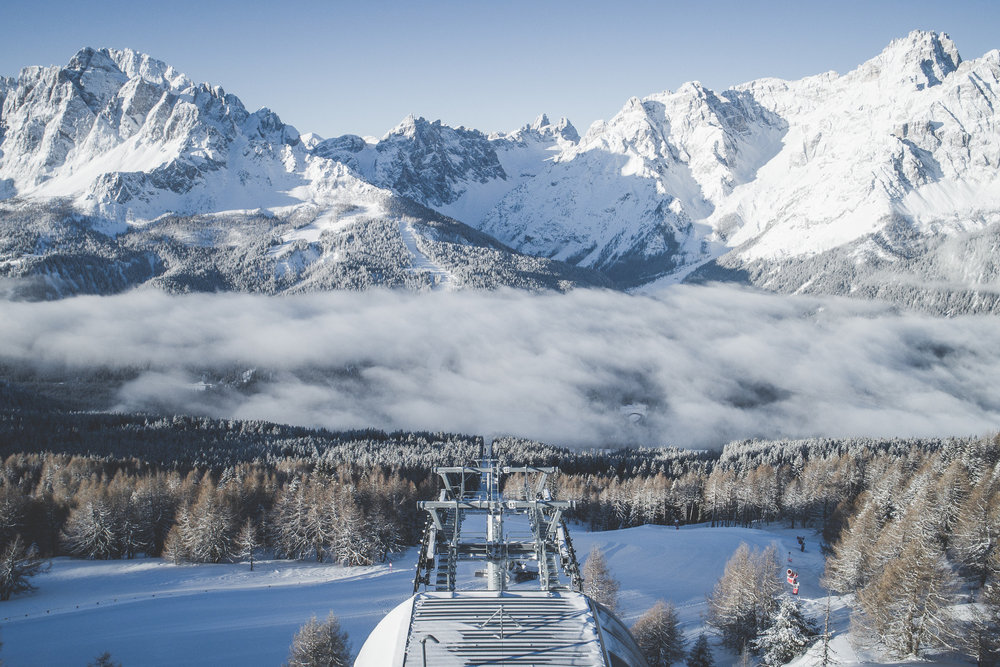 Skigebiet 3 Zinnen Dolomiten - © 3 Zinnen Dolomites | Kottersteger