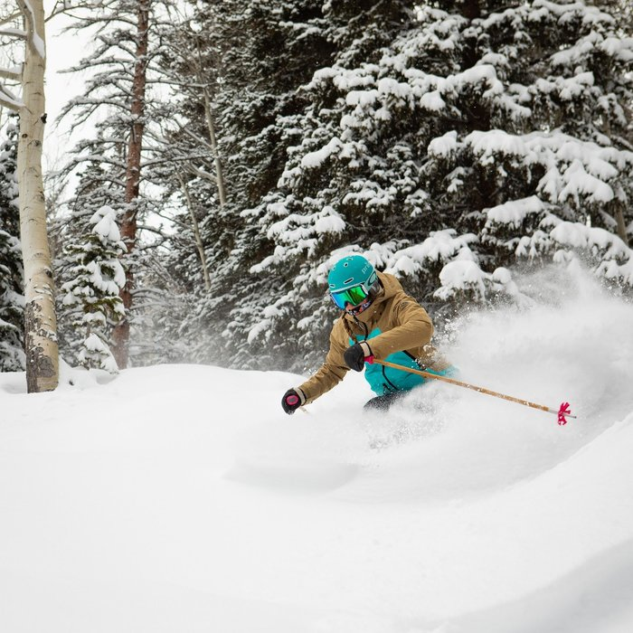 Aspen Snowmass continued to pick up nice snowfall totals over the last seven days. - © Jeremy Swanson, Aspen Snowmass