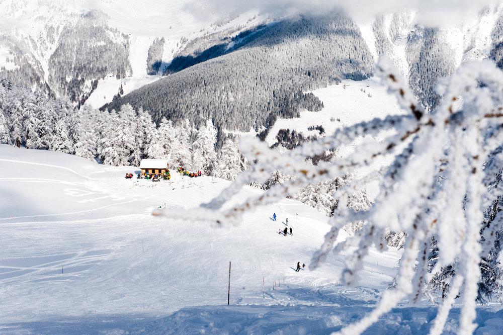 Skigebiet Vichères-Liddes  - © Tele Vichères-Liddes
