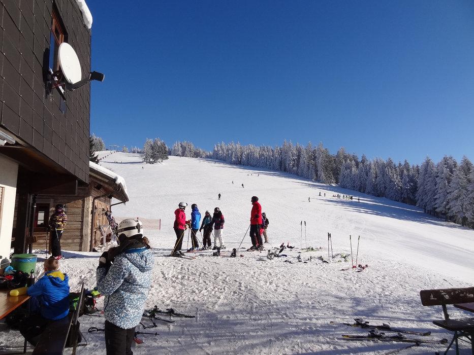 Skilift Ruhestein - © Tourist-Info Seebach