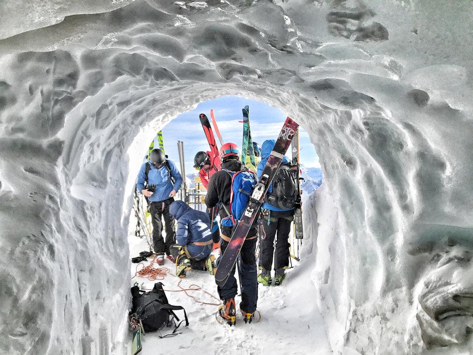 Mecque de l'alpinisme, haut lieu du freeride, Chamonix est décidément une destination à part... - © Office de Tourisme Vallée de Chamonix - Salome Abrial
