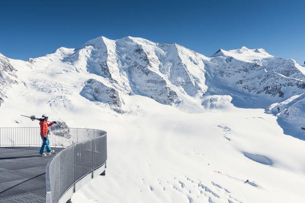 Diavolezza - © Engadin St. Moritz Tourismus