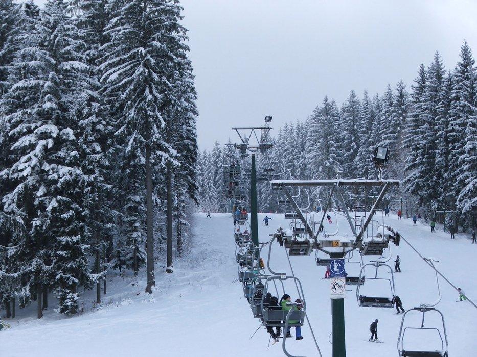 Skiareál Rališka - Horní Bečva - © facebook - Skiareál Rališka