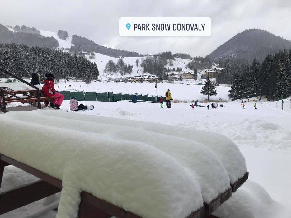 PARK SNOW Donovaly - © facebook | PARK SNOW Donovaly