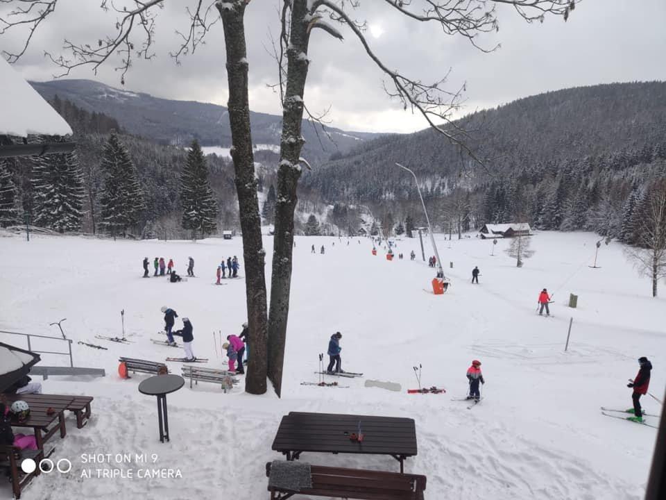 Skiareál Luisino údolí - Dolní Dvůr - © facebook | Skiareál Luisino údolí - Dolní Dvůr