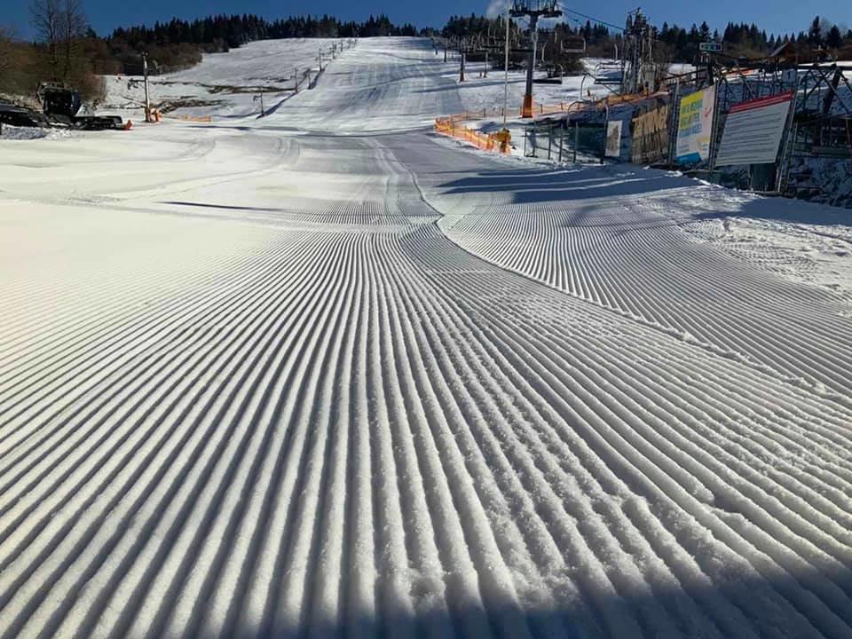 Ski Krahule 5.3.2020 - © facebook | Krahule Ski