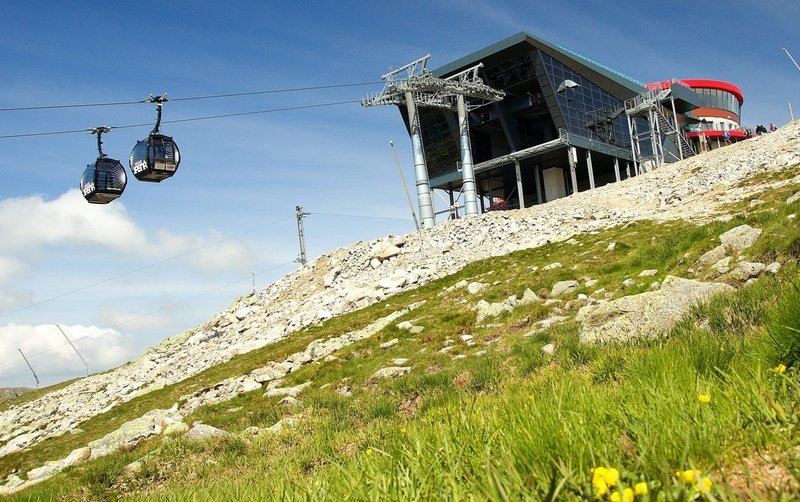 Summer lifts operation in Jasna, Slovakia - © TMR, a.s.