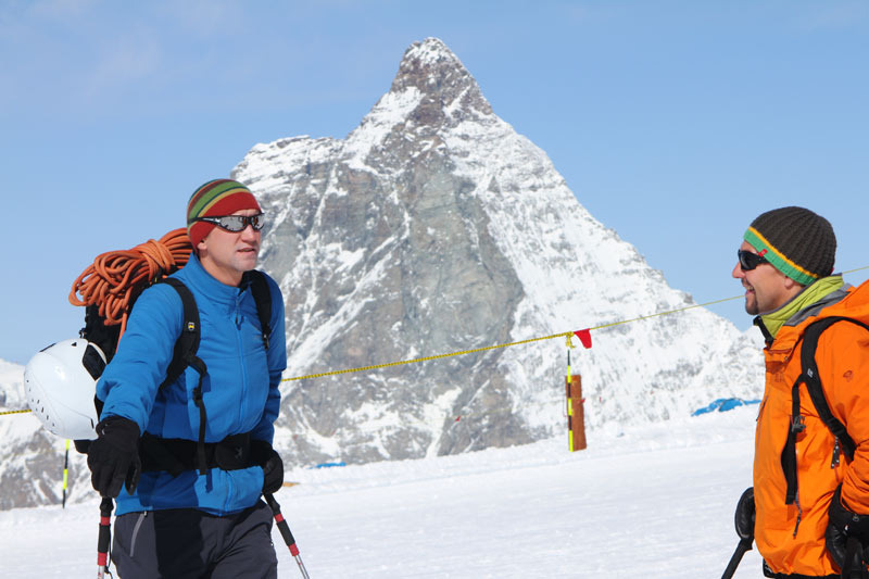Zermatt - ©Skiinfo.de/Sebastian Lindemeyer