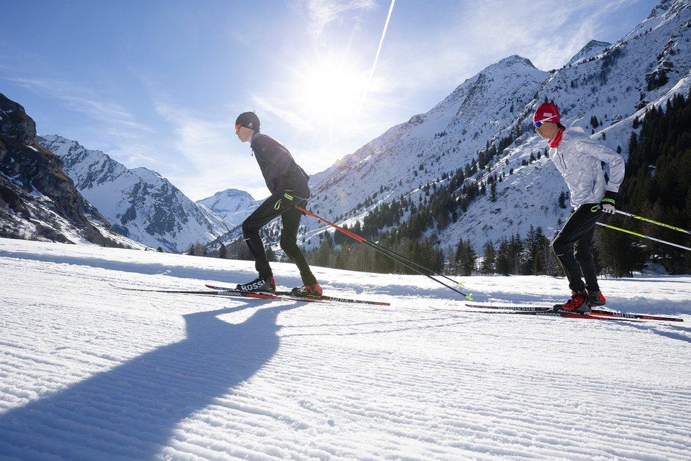 La Plagne ski de fond - © La Plagne/Elina Sirparanta
