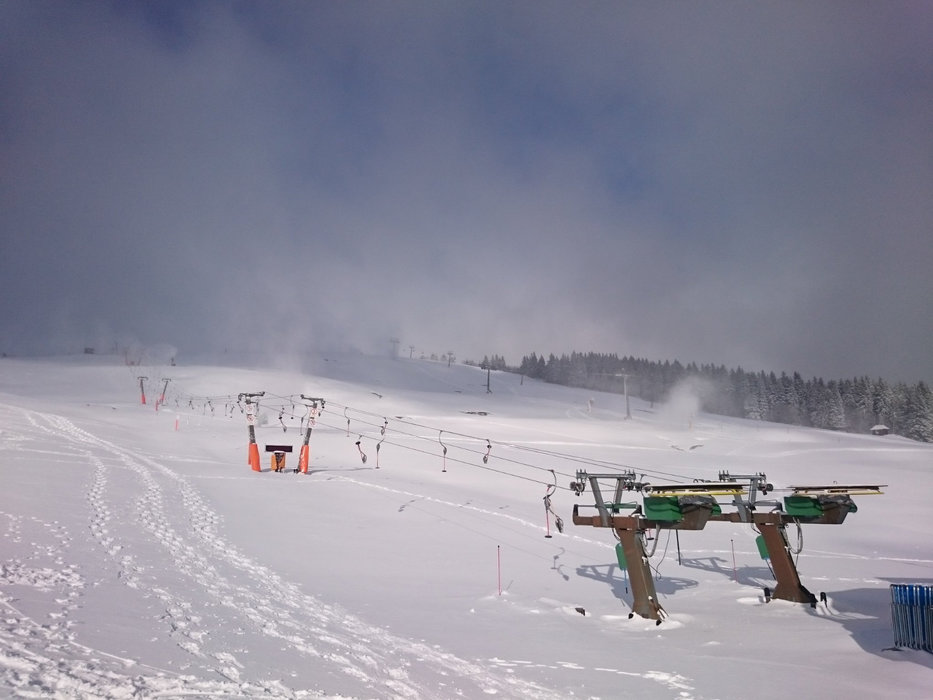 Am Feldberg gehen am 06.02. wider Lifte in Betrieb - © Facebook Feldberg