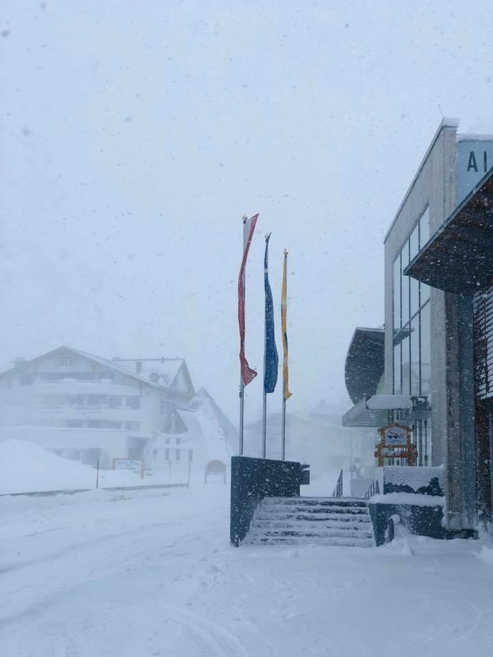 Neuschnee in den Alpen (04./05.02.): Galtür - © Facebook Galtür