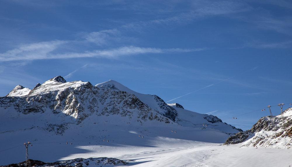 Impressionen vom Pitztaler Gletscher - © Pitztaler Gletscher