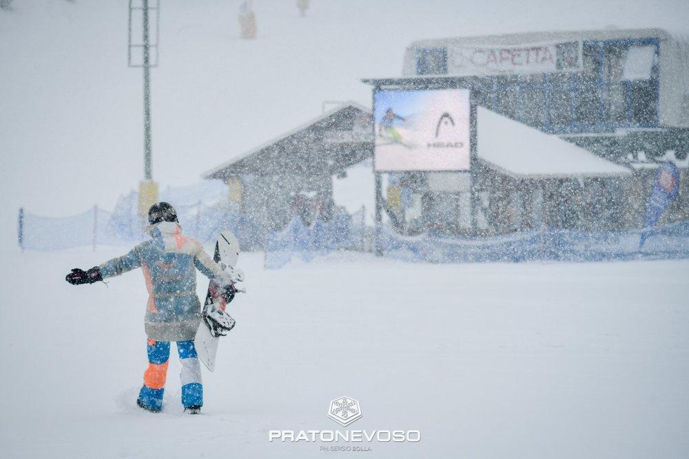 Prato Nevoso Ski 02.03.20 - © Prato Nevoso Ski Facebook