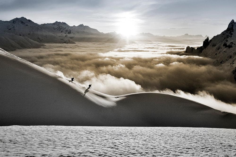 Skiing Lech Zuers - © ©Lech Zuers Tourism_Josef Mallaun