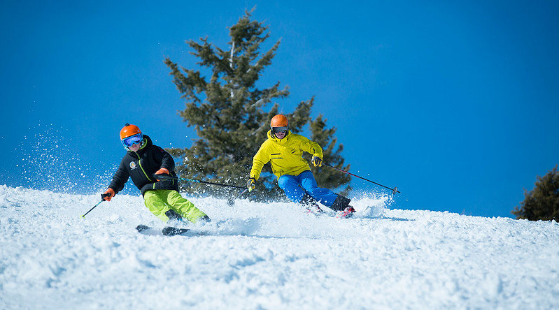 Sun Valley began operations for the 2019-20 season on Thanksgiving Day - © Sun Valley Resort