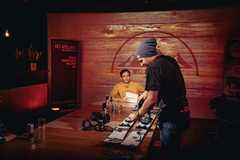 The Wildlinger - Splitboardnight