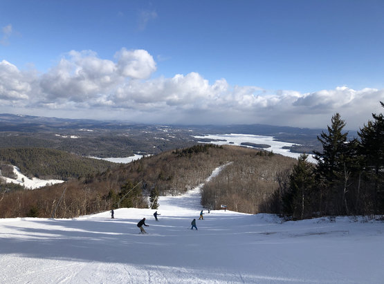 Mount Sunapee - Excellent conditions, impeccable attention to detail & efficiency.  We were just so impressed with how well everything was here, considering the warming temps. Will be back!!  - © Sarah O.