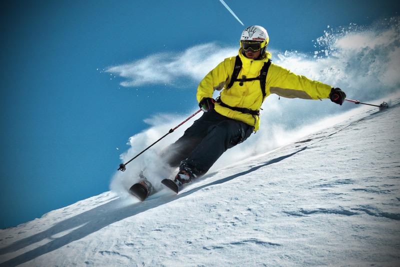 Rocker-Ski - © Skylotec