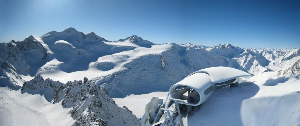 Glacier de Pitztal