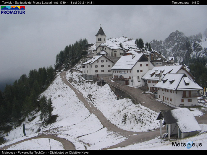 Tarvisio webcam