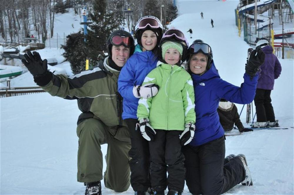 Make it a full family adventure. Photo Courtesy of Camelback Mountain Resort.