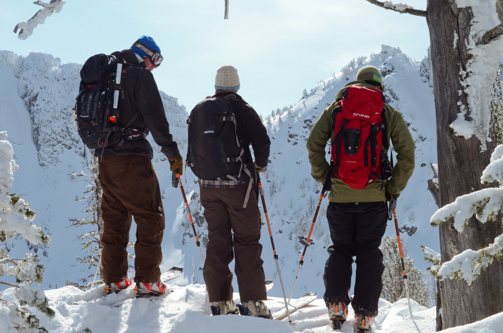 Rent out Anthony Lakes with your buddies for the ultimate ski day. - © Anthony Lakes