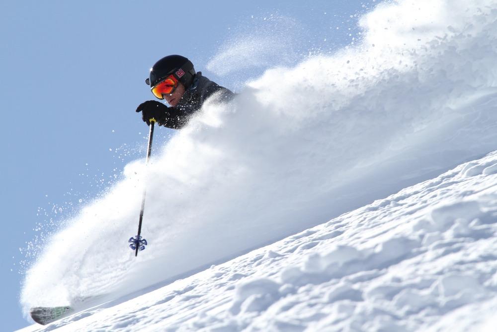 Whistler Heli-Skiing at its finest. - © Darryl Brennan
