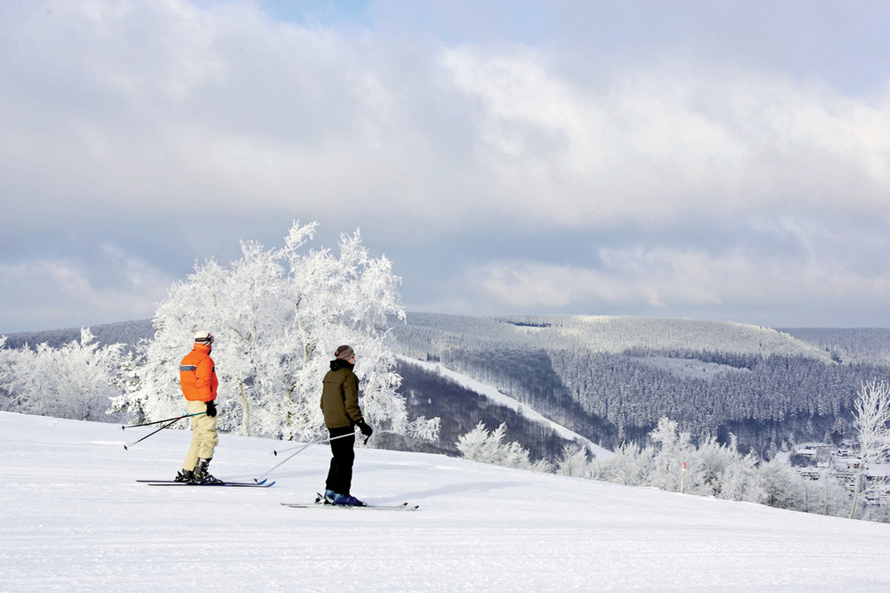 Pisteplezier in Willingen - © Willingen Tourismus