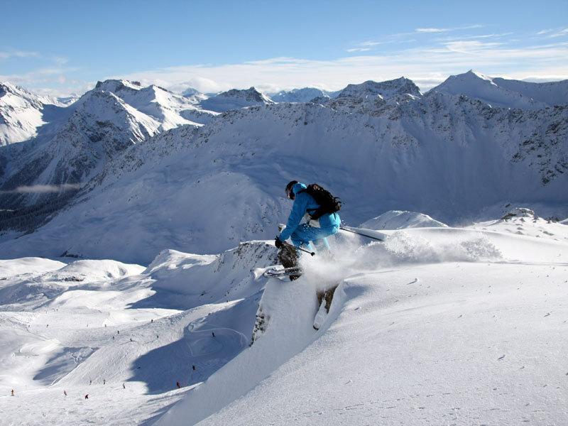 Freerider in Chur - © Graubünden Ferien