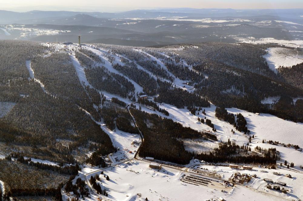 Klínovec - © Ski areál Klínovec